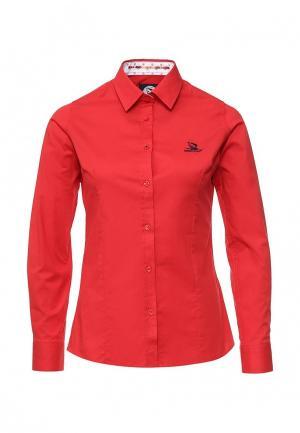 Рубашка Giorgio Di Mare. Цвет: красный