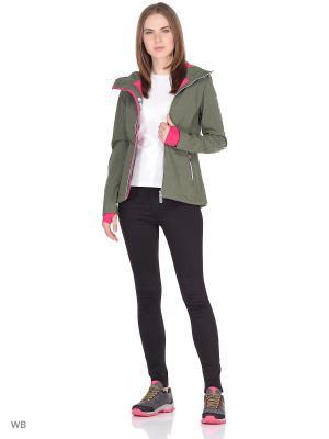 Куртка CHIEMSEE. Цвет: хаки