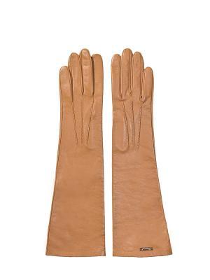 Перчатки DSQUARED2. Цвет: серебристый