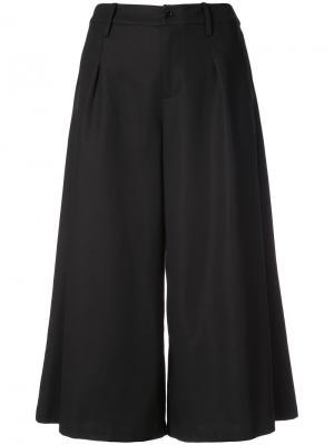 Укороченные брюки Co. Цвет: чёрный