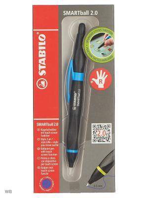 Ручка-стилус SMARTBALL д/прав Stabilo. Цвет: прозрачный