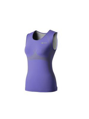 Топ Odlo. Цвет: фиолетовый
