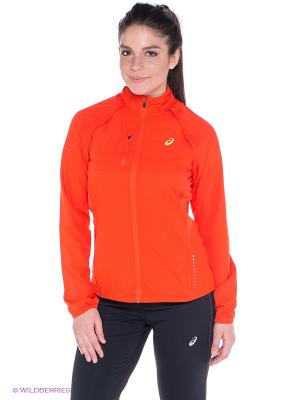 Куртка CONVERTIBLE JACKET ASICS. Цвет: красный
