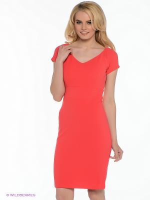 Платье Concept Club. Цвет: малиновый