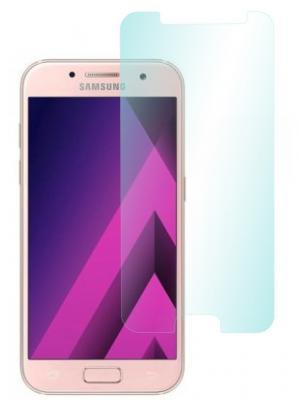 Защитное стекло skinBOX для Samsung Galaxy A3 (2017) (0.3mm, 2.5D). Цвет: прозрачный
