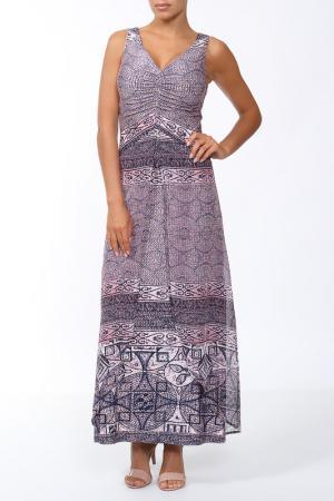 Платье Stillon. Цвет: фиолетовый