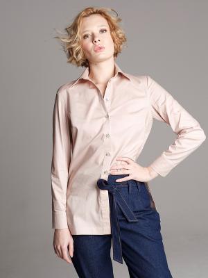 Рубашка ЛитанияMIR. Цвет: бежевый