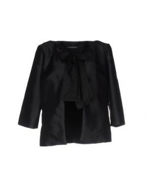 Пиджак LA CAMICIA BIANCA. Цвет: черный