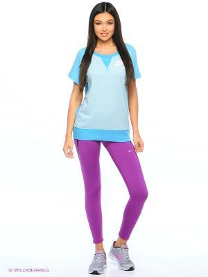 Леггинсы TECH TIGHT Nike. Цвет: фиолетовый, черный