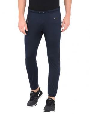 Повседневные брюки FREDDY. Цвет: темно-синий