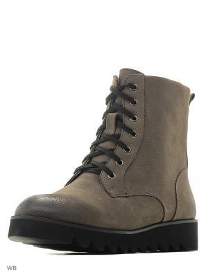 Ботинки Sasha Fabiani.. Цвет: серый