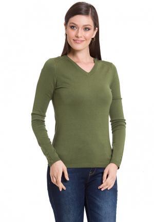Пуловер LC Waikiki. Цвет: зеленый