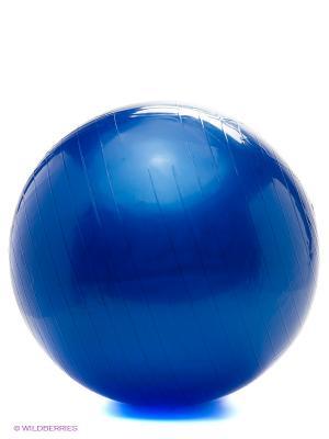 Мяч для фитнеса BRADEX. Цвет: синий