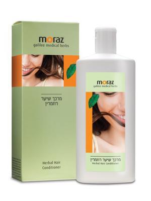 Травяной кондиционер для волос Moraz. Цвет: белый