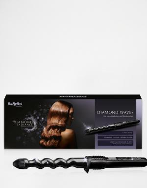 Babyliss Щипцы для завивки волос Diamond Wave Maker. Цвет: бесцветный
