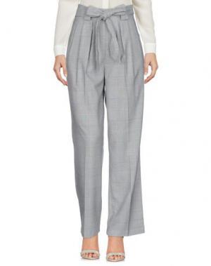 Повседневные брюки SOALLURE. Цвет: черный