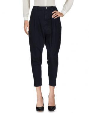 Повседневные брюки CATCH22. Цвет: темно-синий