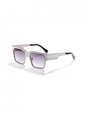 Солнцезащитные очки WA 502S 02 Will.i.am. Цвет: серый, белый