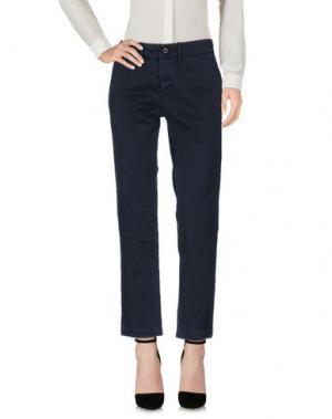 Повседневные брюки BELLEROSE. Цвет: темно-синий