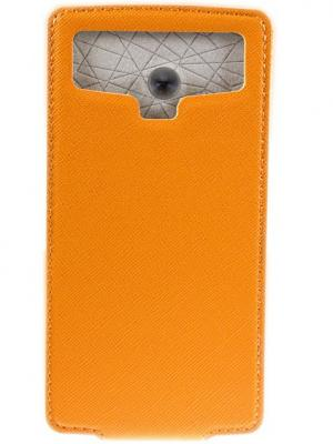 Partner ПР032065 Universal Flip-case 4.5 orange. Цвет: оранжевый