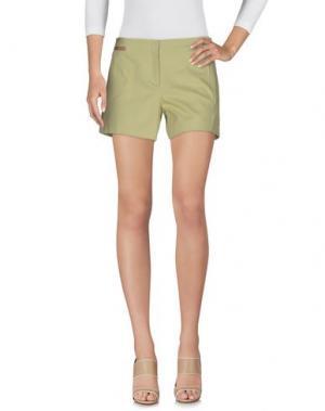 Повседневные шорты ALVIERO MARTINI 1A CLASSE. Цвет: светло-зеленый