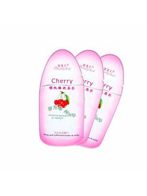 Набор кремовых масок для лица ТМ Beauty Host Cherry, 3 шт., 3*20 гр.. Цвет: розовый