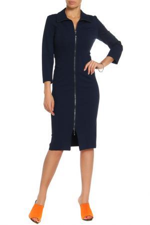 Платье BGN. Цвет: jet blue