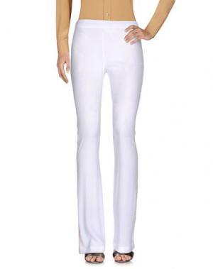 Повседневные брюки MONICA •LENDINEZ. Цвет: белый