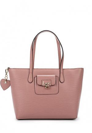 Сумка Blugirl. Цвет: розовый