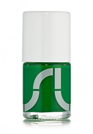 Лак для ногтей Uslu Airlines. Цвет: зеленый