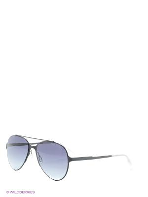 Солнцезащитные очки CARRERA. Цвет: черный