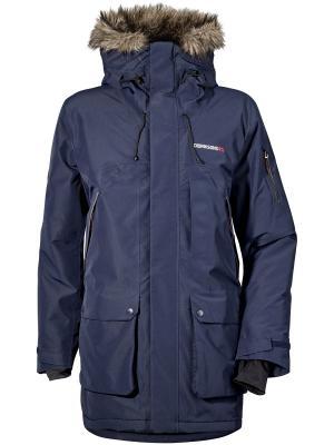Куртка MARCEL DIDRIKSONS. Цвет: темно-синий