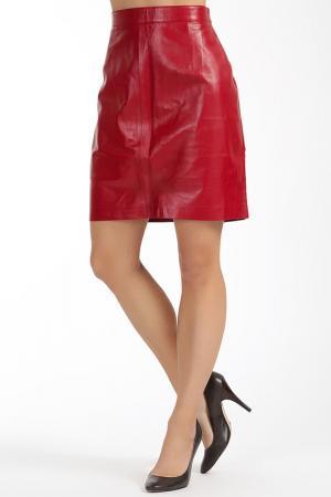 Юбка Giorgio. Цвет: red
