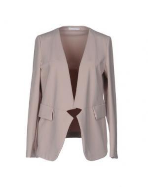 Пиджак CARLA G.. Цвет: голубиный серый