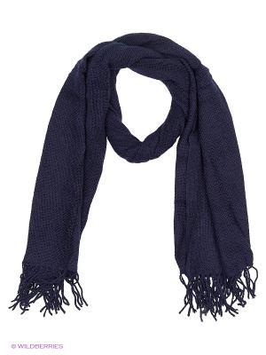 Палантин Stilla s.r.l.. Цвет: темно-синий