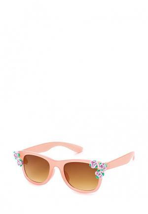 Очки солнцезащитные Acoola. Цвет: розовый