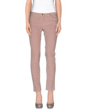 Повседневные брюки CONTE OF FLORENCE. Цвет: пастельно-розовый