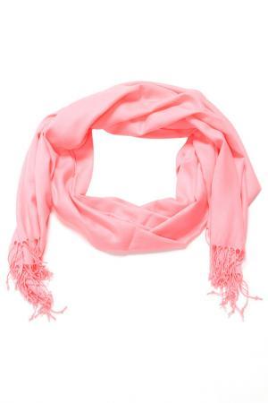 Палантин F.FRANTELLI. Цвет: розовый