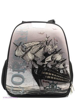 Рюкзак UNION. Цвет: серый, бледно-розовый, хаки