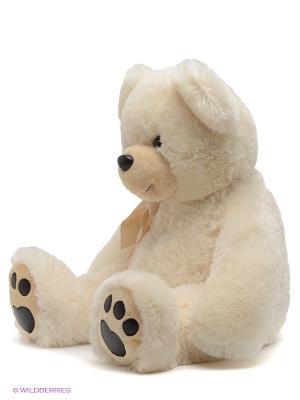 Игрушка Медведь Aurora. Цвет: молочный