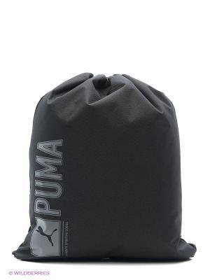 Мешок PUMA Pioneer Gym Sack. Цвет: черный