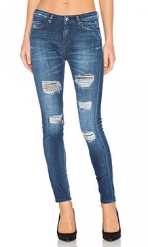 Узкие джинсы sunny IRO . JEANS. Цвет: none