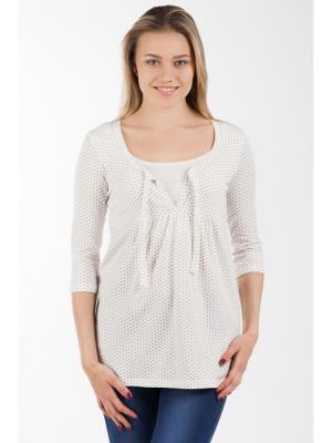 Блуза Прованс с секретом кормления Ням-Ням. Цвет: молочный