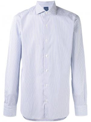 Striped shirt Barba. Цвет: белый