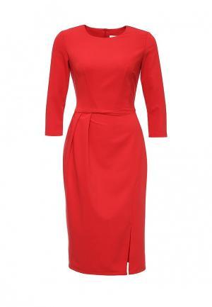 Платье Olga Grinyuk. Цвет: красный