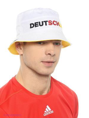 Шляпа Взр. Cf Rev Buck Deu adidas. Цвет: белый