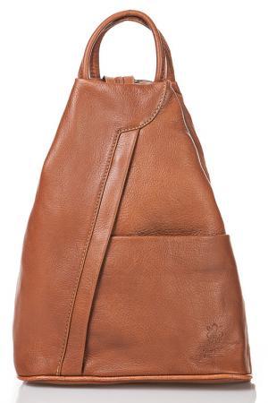 Рюкзак Valentina. Цвет: коричневый