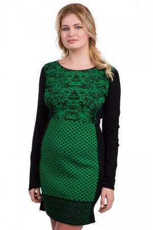 Платье Tuzzi. Цвет: зелёный