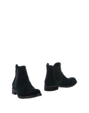 Полусапоги и высокие ботинки GRIFF ITALIA. Цвет: темно-зеленый