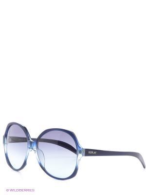 Солнцезащитные очки RY 528S 04 Replay. Цвет: синий